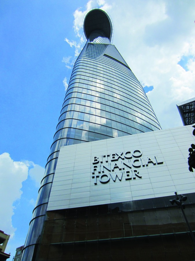 Bitexco Financial Tower Meinhardt Fa 231 Ade Technology