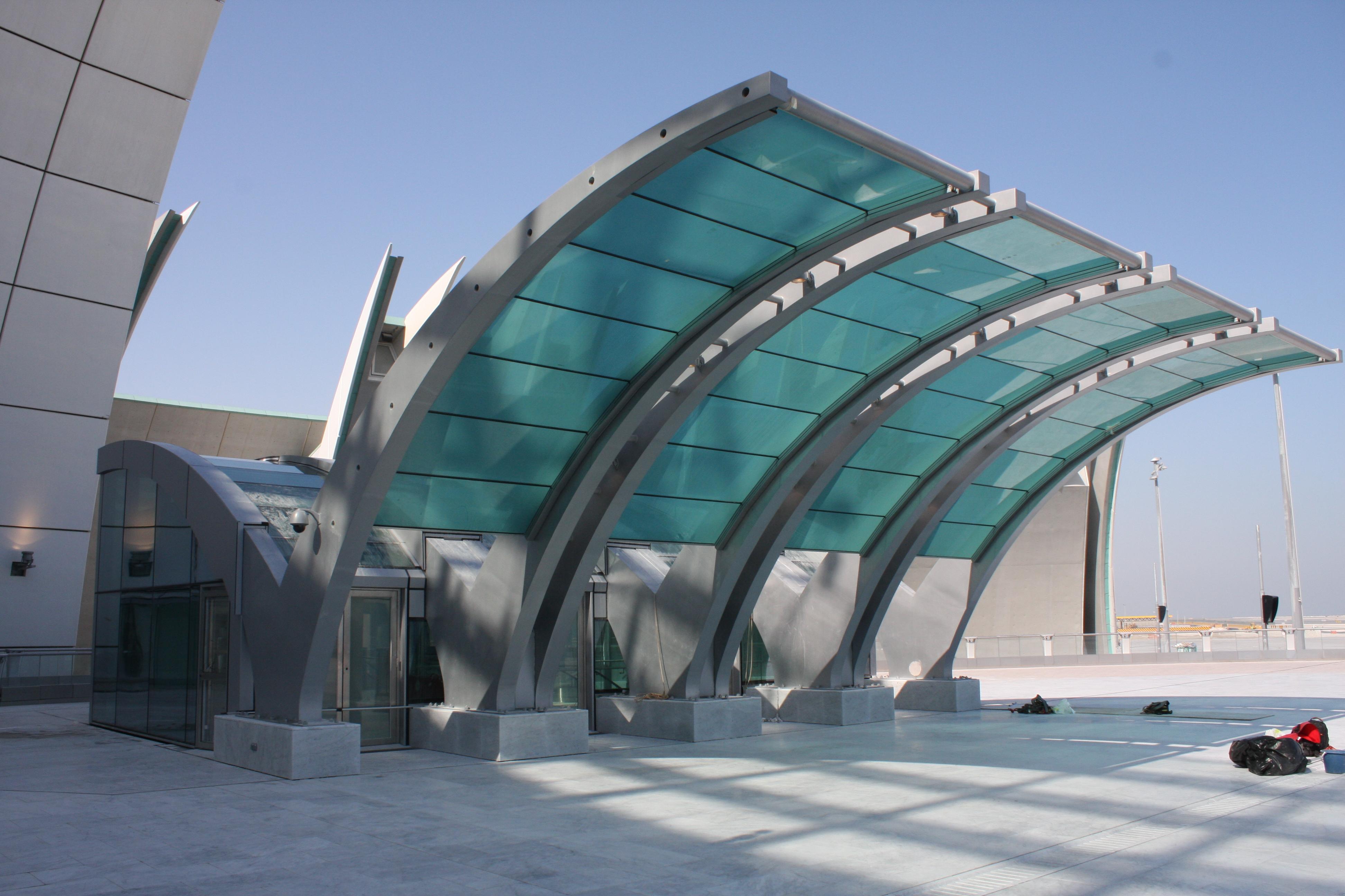 New Doha International Airport Meinhardt Fa 231 Ade Technology